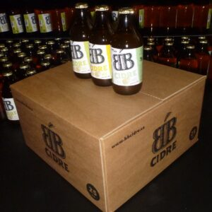 box bbcidre 25ks